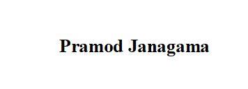 Pramod Jangama