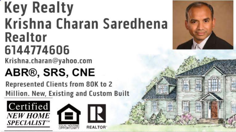 Krishna Charan Saredhena