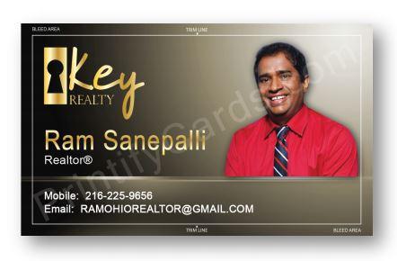 Ram Sanepalli - Key Realty